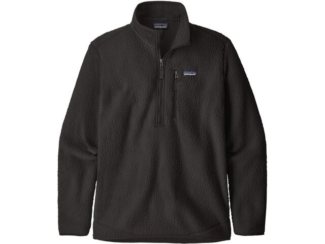 Patagonia Retro Pile Pullover Herre black